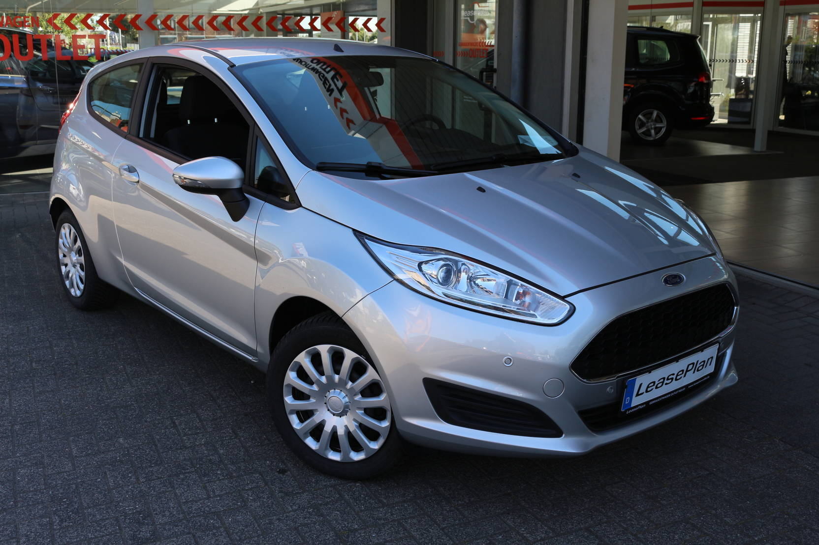 Ford Fiesta 1.0, SYNC Edition (621190) detail1
