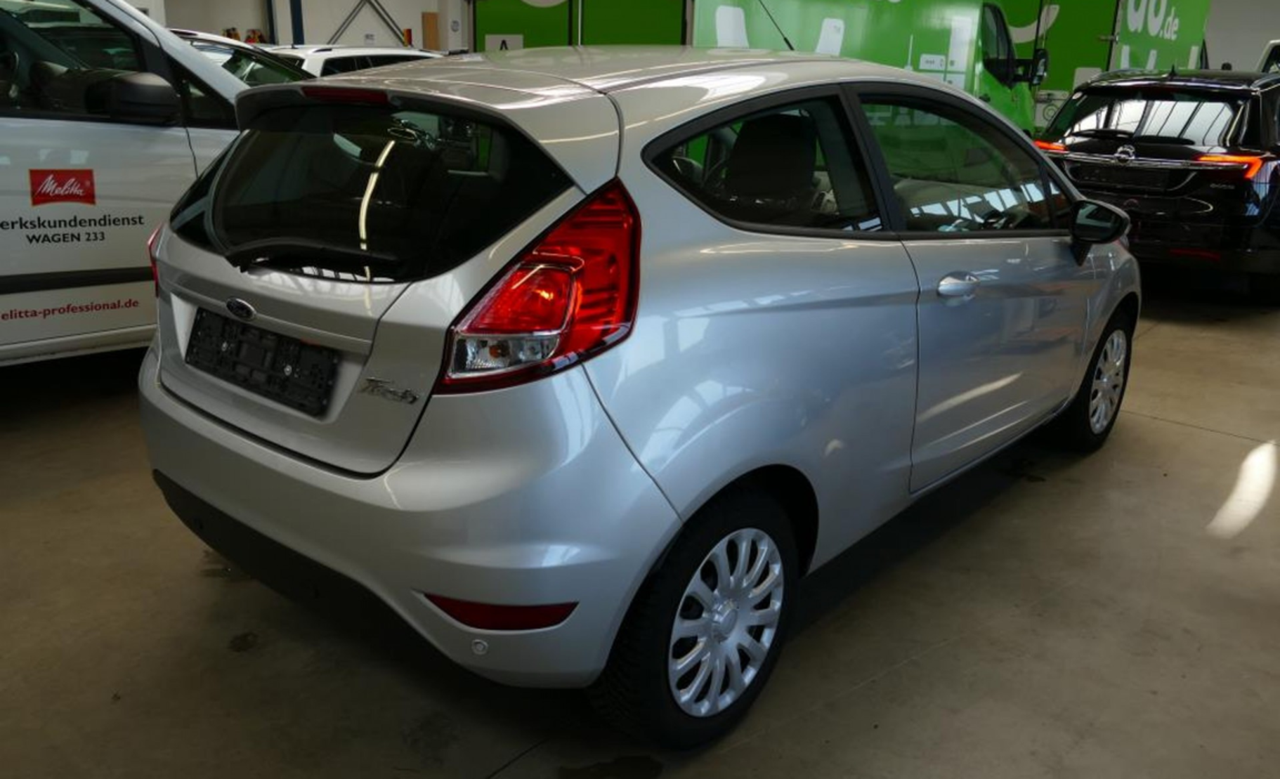 Ford Fiesta 1.0, SYNC Edition (621192) detail2