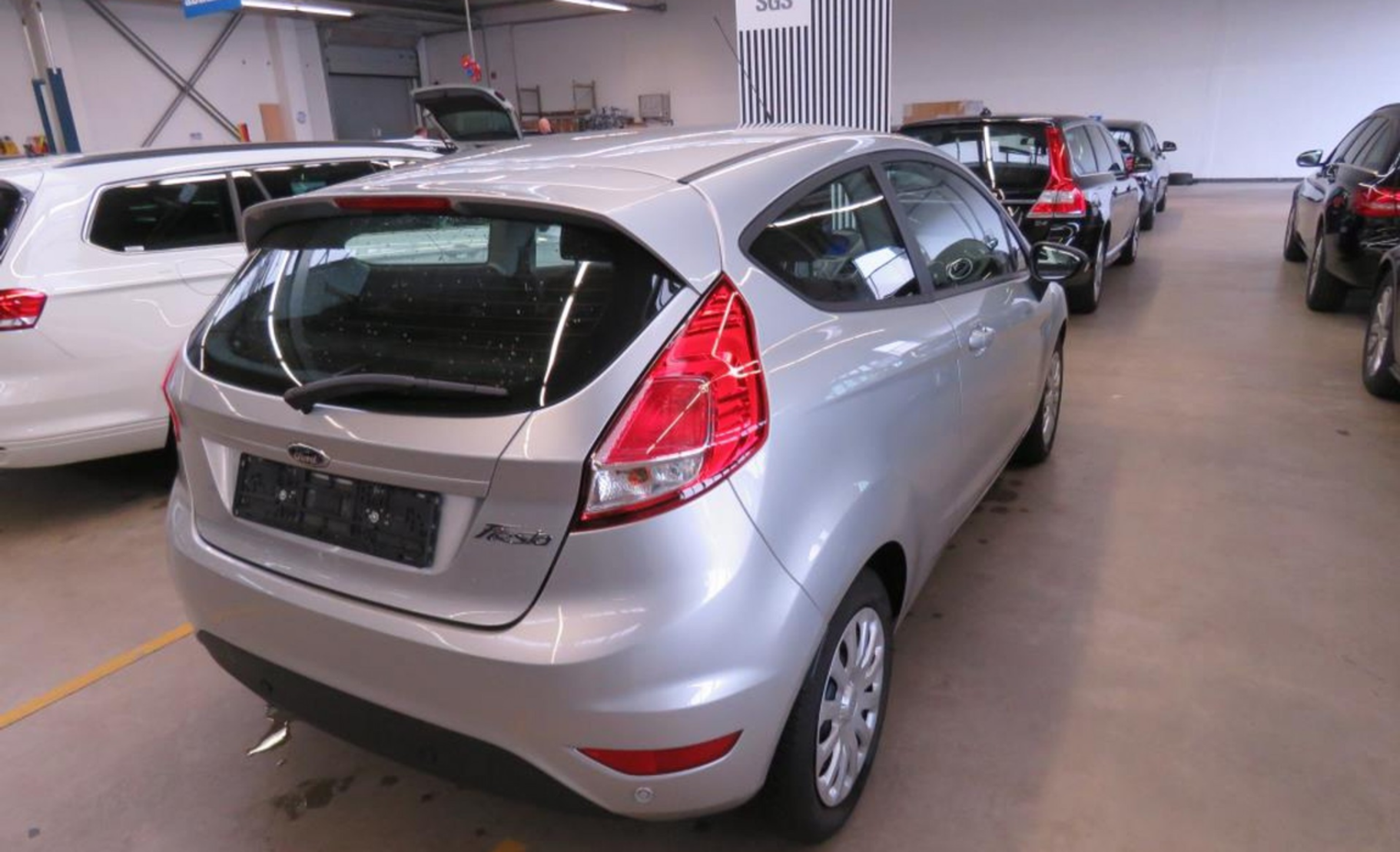 Ford Fiesta 1.0, SYNC Edition (621193) detail2