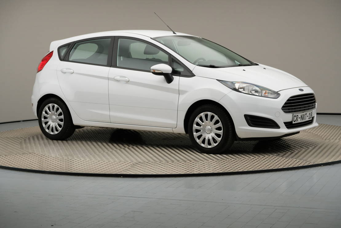 Ford Fiesta 1.5 TDCi Trend (500857), 360-image26