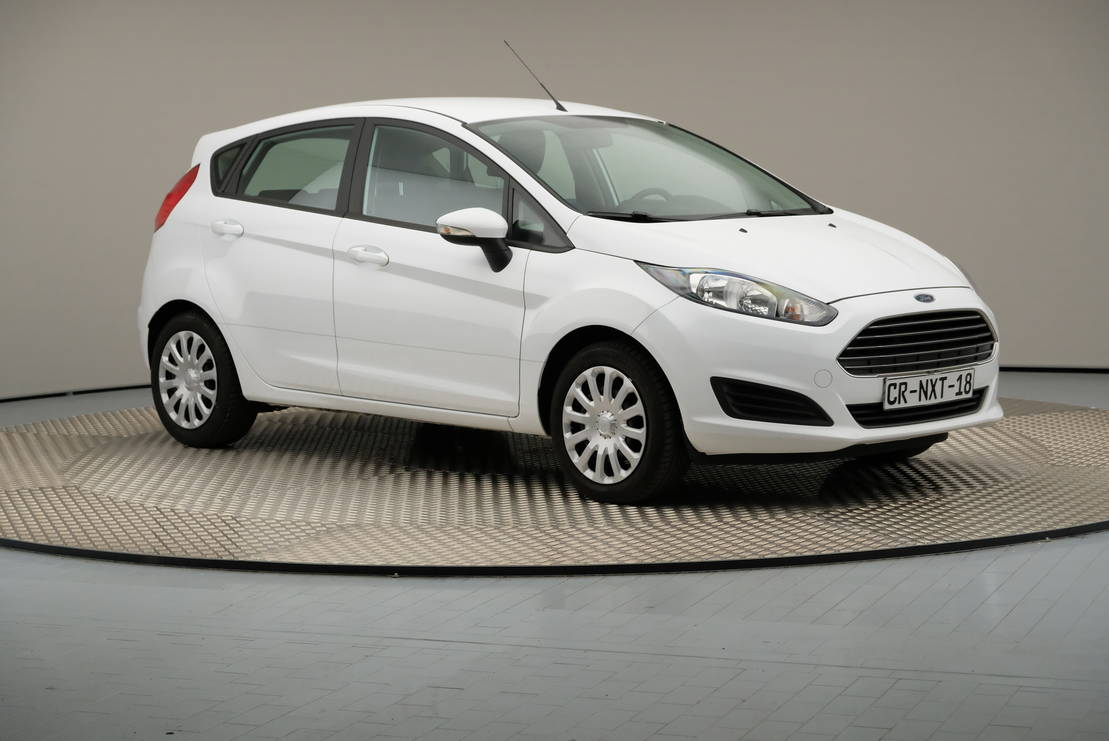 Ford Fiesta 1.5 TDCi Trend (500857), 360-image27