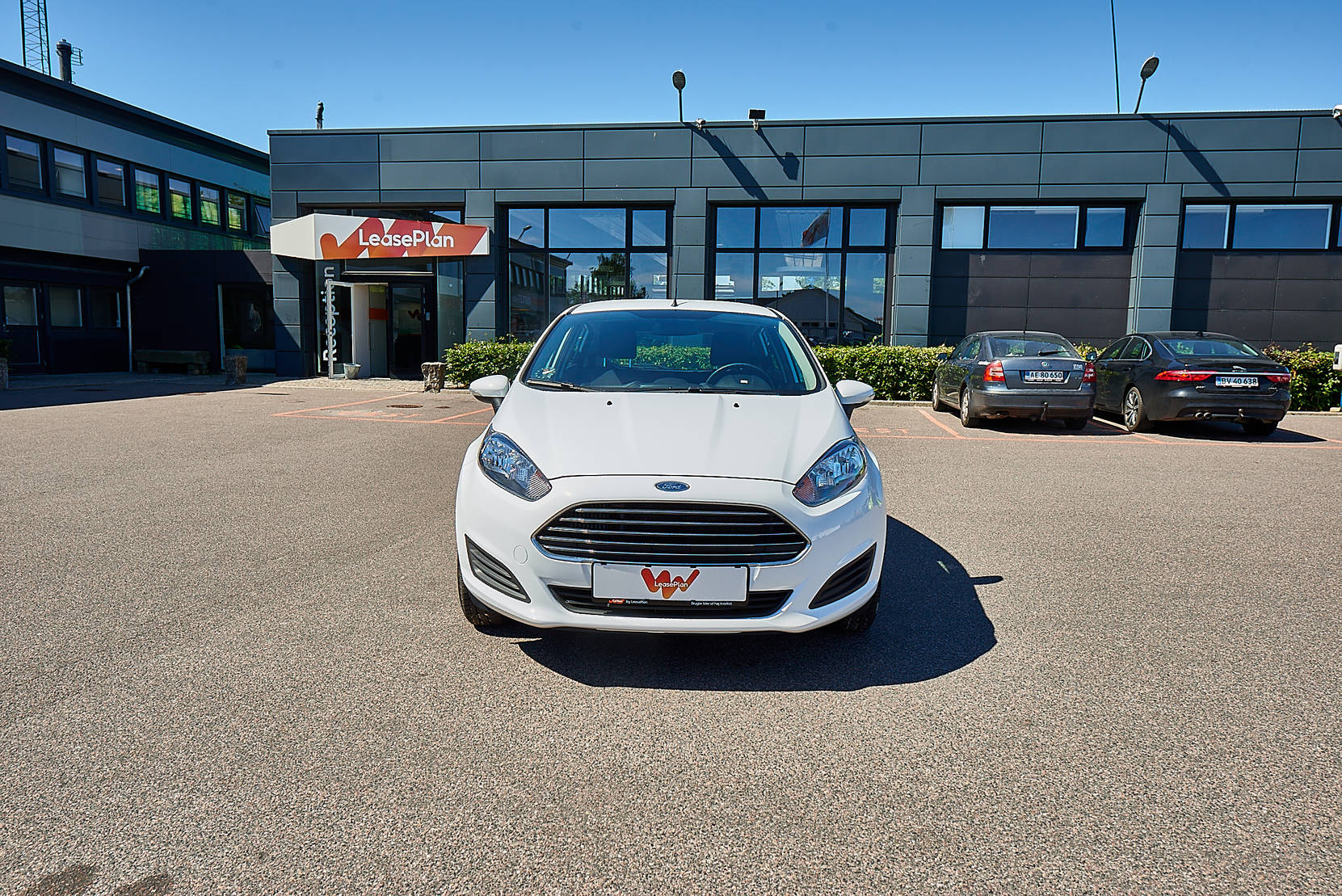 Ford Fiesta 1.6 TDCi Start-Stop ECOnetic, Trend detail2