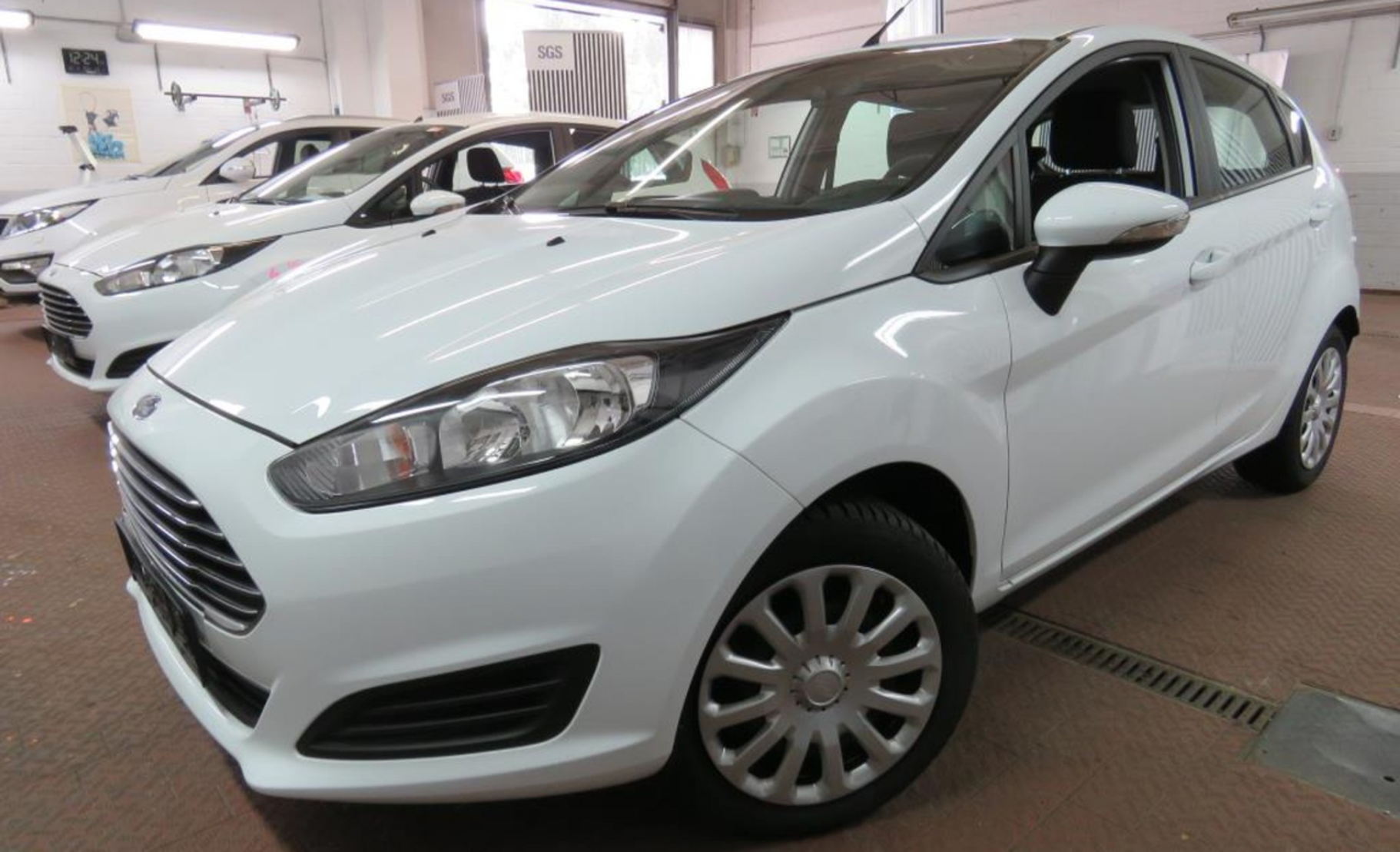 Ford Fiesta 1.0 Start-Stop, Trend (552490) detail1