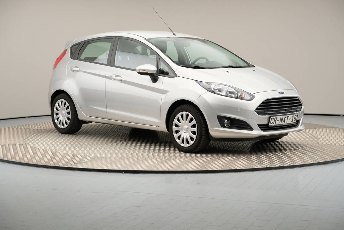 Ford Fiesta 1.5 TDCi Trend (551015), 360-image27