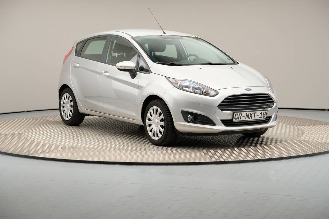 Ford Fiesta 1.5 TDCi Trend (551015), 360-image28