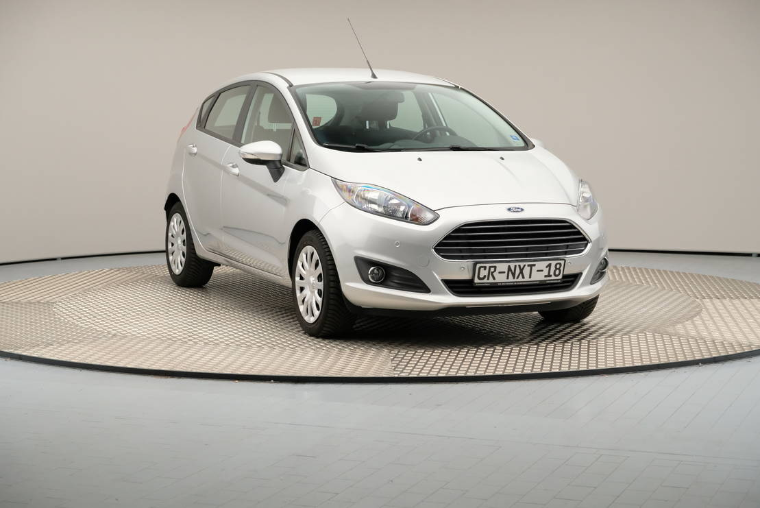 Ford Fiesta 1.5 TDCi Trend (551015), 360-image29