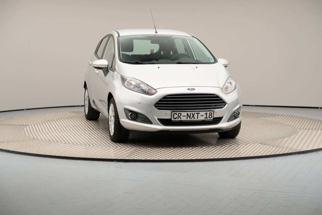 Ford Fiesta 1.5 TDCi Trend (551015), 360-image30