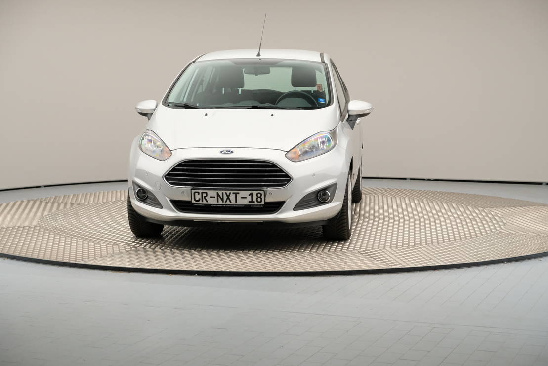 Ford Fiesta 1.5 TDCi Trend (551015), 360-image32