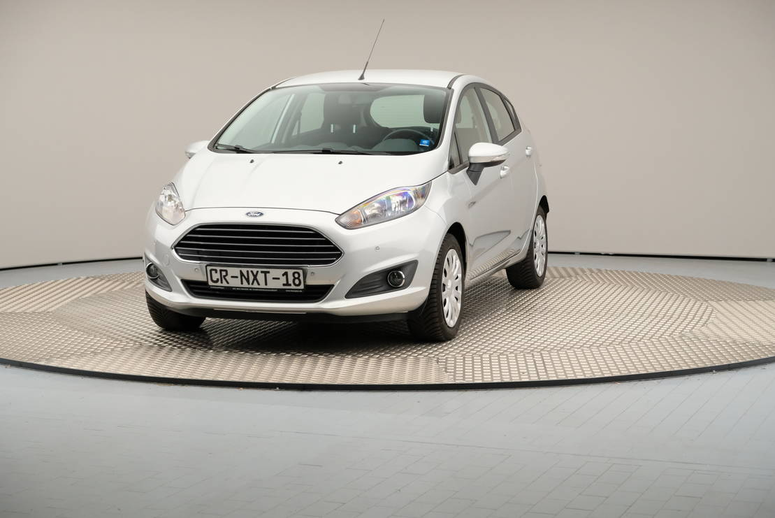 Ford Fiesta 1.5 TDCi Trend (551015), 360-image33