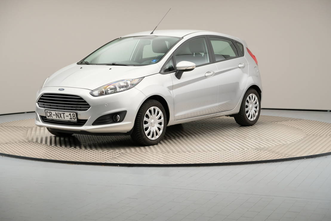 Ford Fiesta 1.5 TDCi Trend (551015), 360-image35
