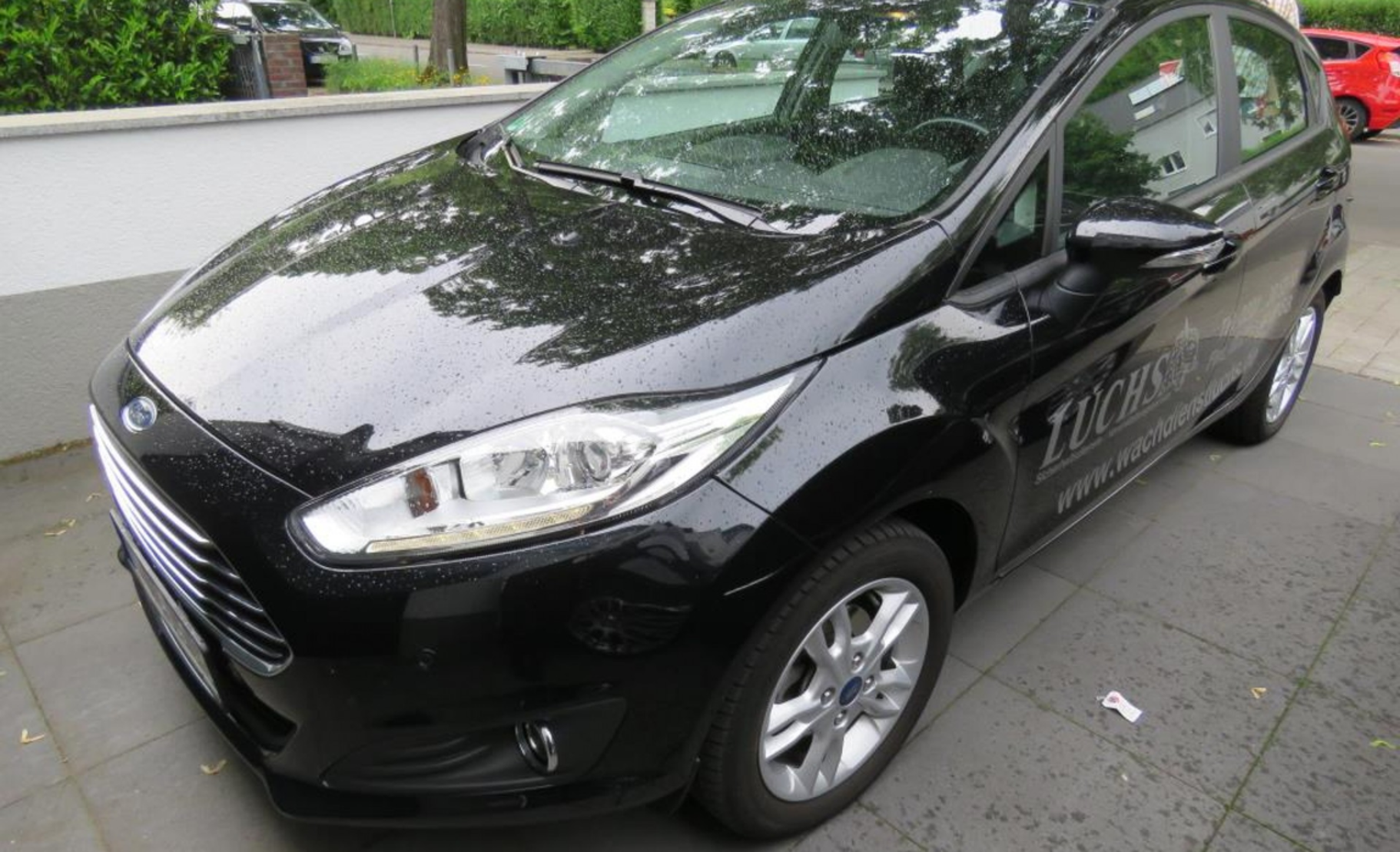 Ford Fiesta 1.0 SYNC Edition (574951) detail1