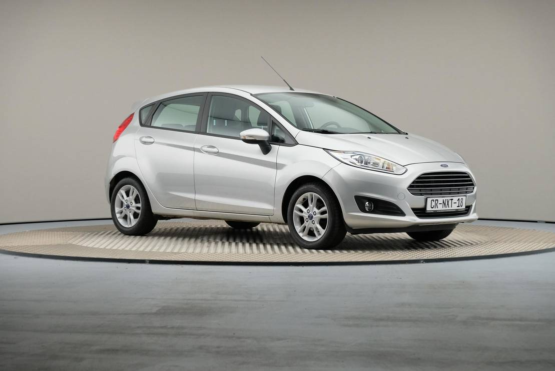 Ford Fiesta 1.5 TDCi Trend (570803), 360-image27