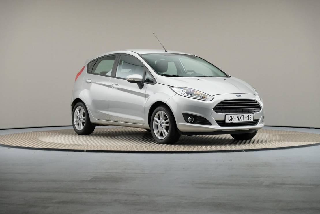 Ford Fiesta 1.5 TDCi Trend (570803), 360-image28