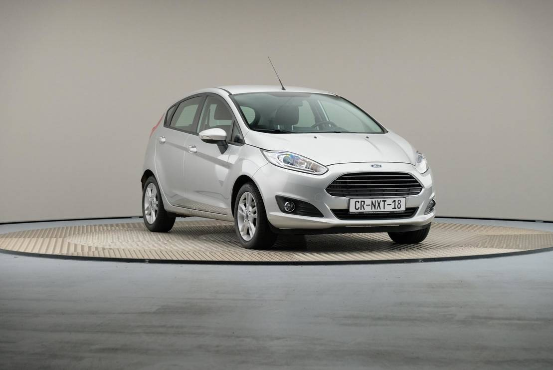 Ford Fiesta 1.5 TDCi Trend (570803), 360-image29