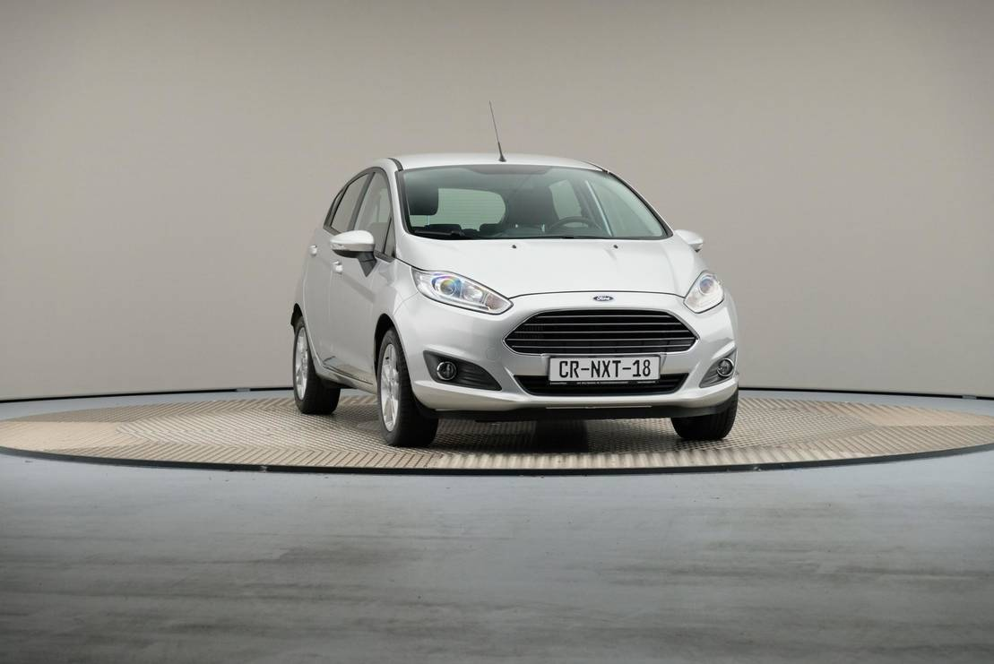 Ford Fiesta 1.5 TDCi Trend (570803), 360-image30