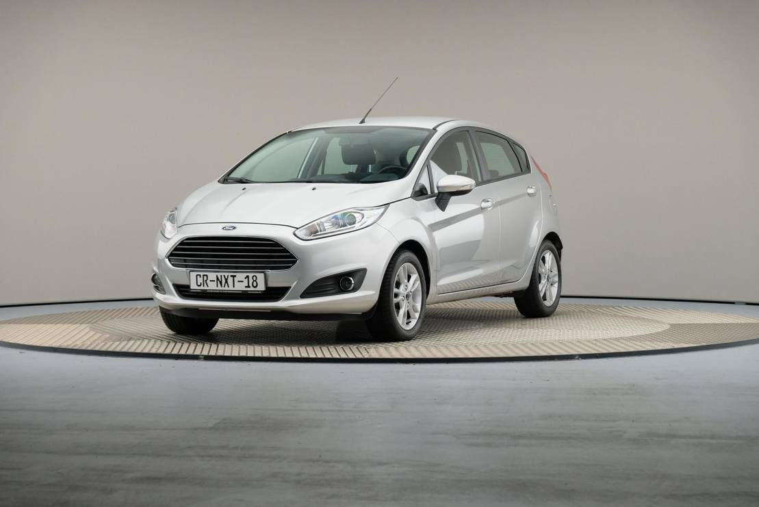 Ford Fiesta 1.5 TDCi Trend (570803), 360-image34
