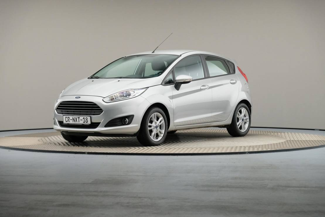 Ford Fiesta 1.5 TDCi Trend (570803), 360-image35