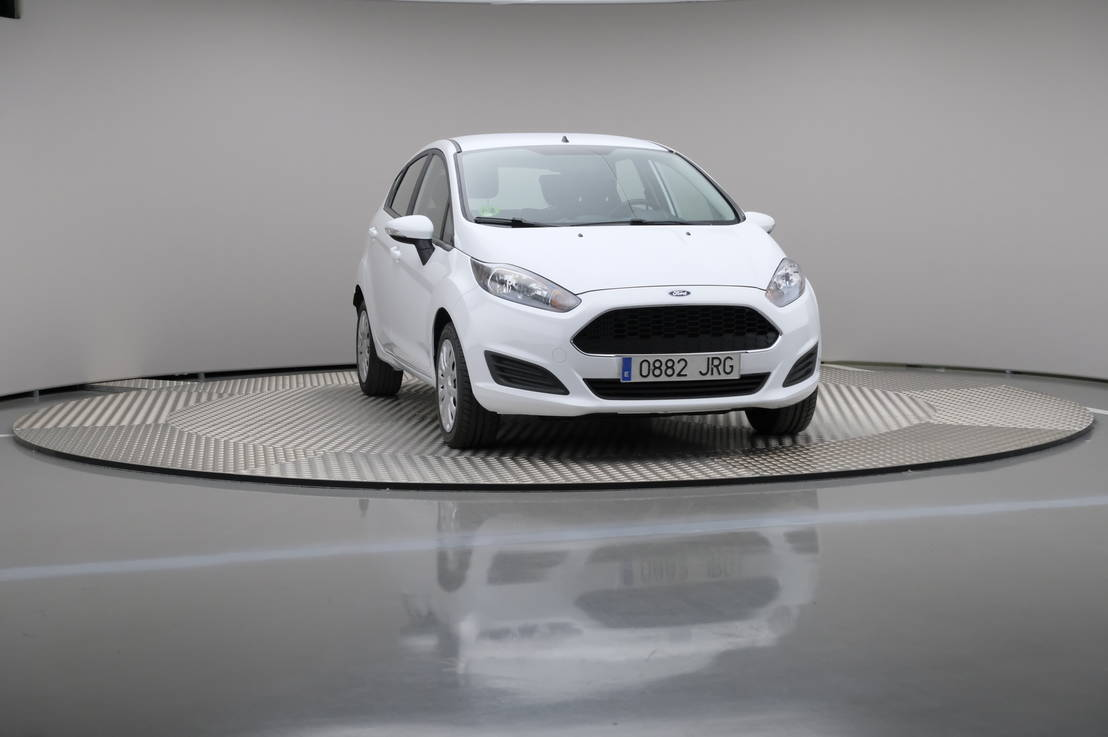 Ford Fiesta 1.5 TDCi Trend, 360-image24