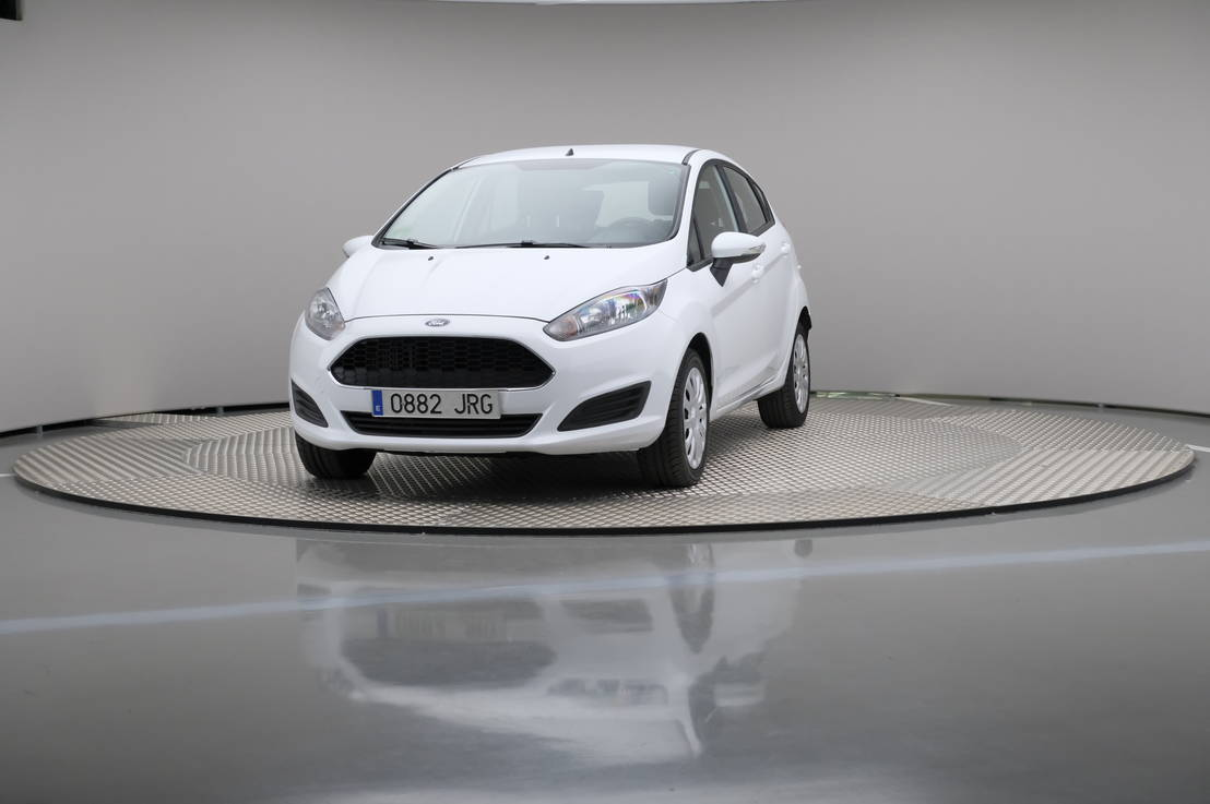 Ford Fiesta 1.5 TDCi Trend, 360-image27