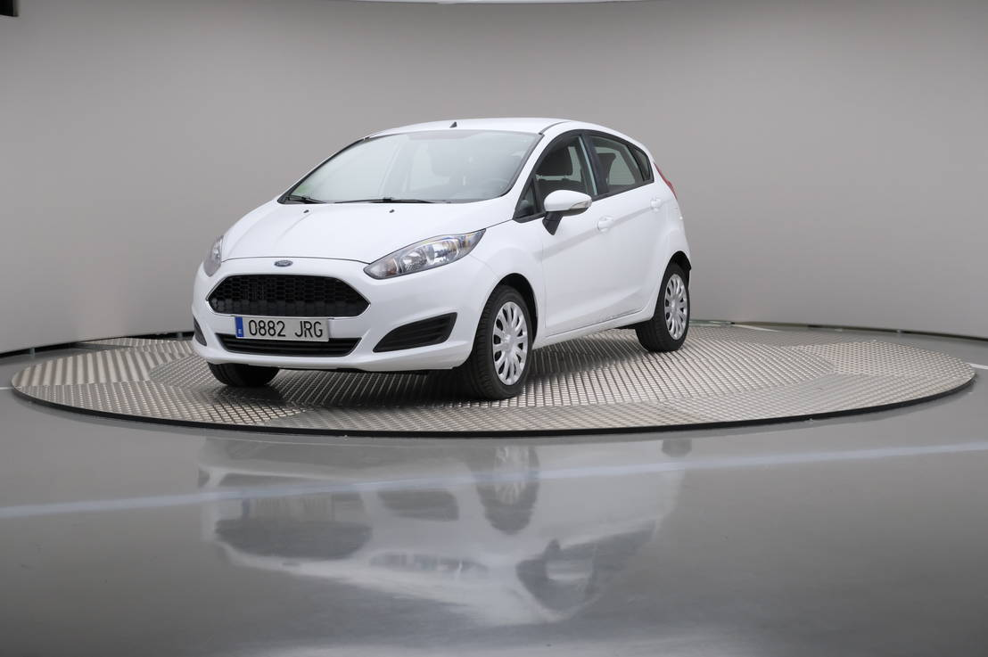 Ford Fiesta 1.5 TDCi Trend, 360-image28