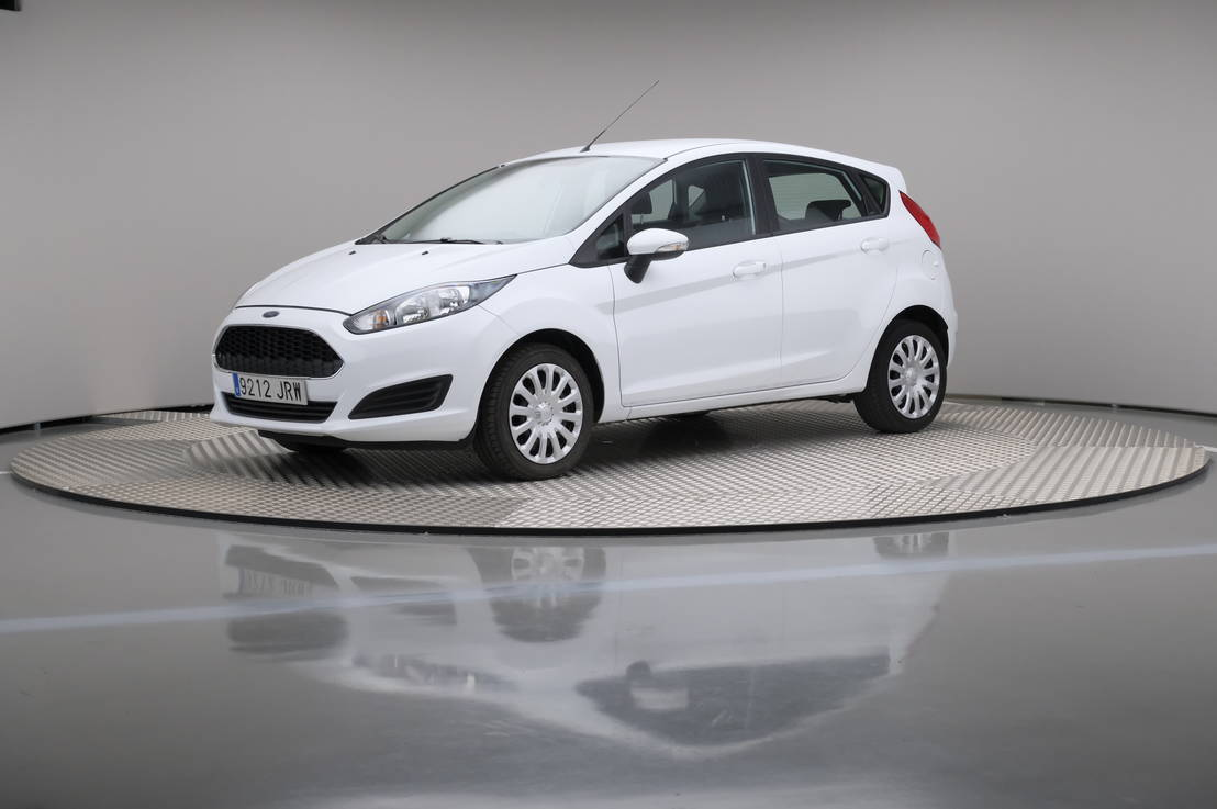 Ford Fiesta 1.5 TDCi Trend, 360-image0