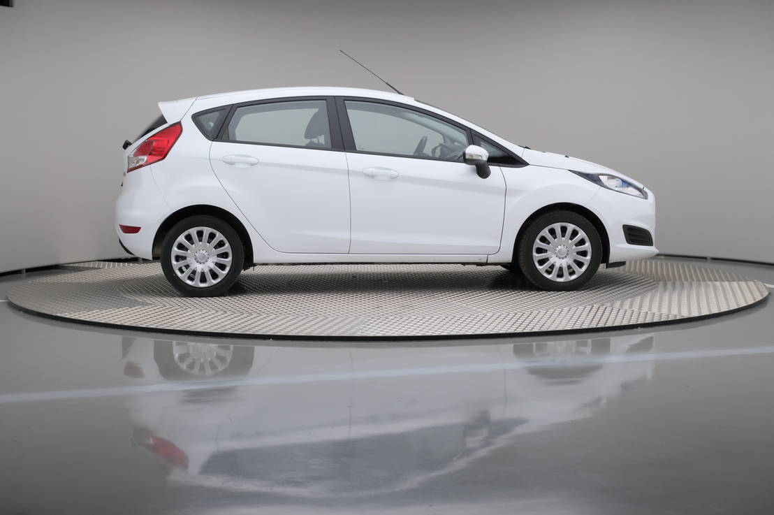 Ford Fiesta 1.5 TDCi Trend, 360-image22