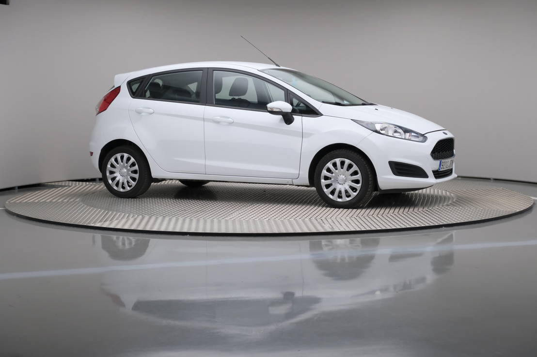 Ford Fiesta 1.5 TDCi Trend, 360-image25