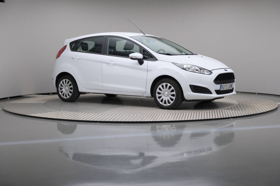 Ford Fiesta 1.5 TDCi Trend, 360-image26