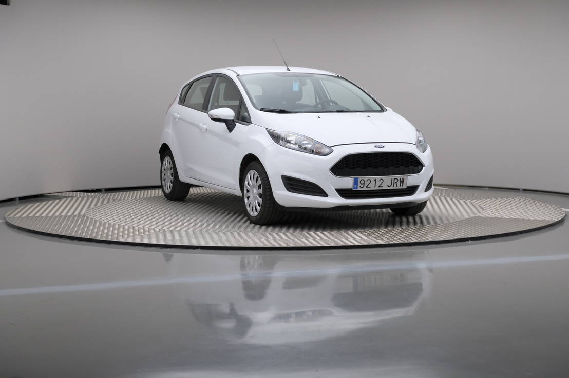 Ford Fiesta 1.5 TDCi Trend, 360-image29
