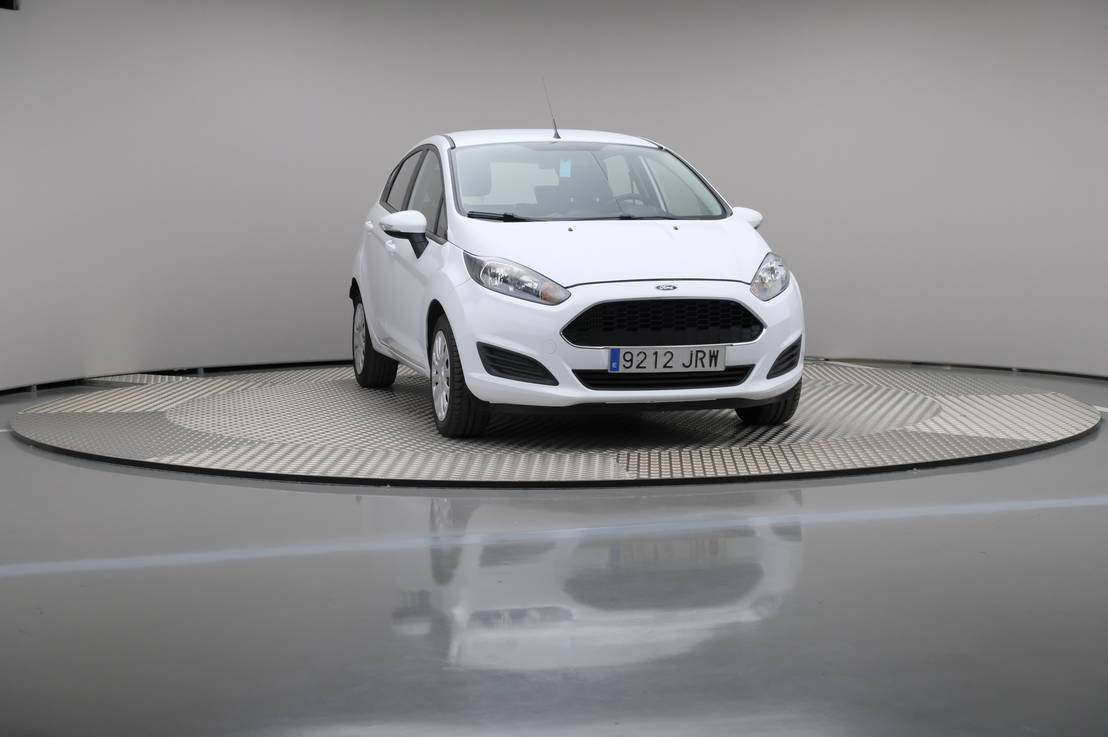 Ford Fiesta 1.5 TDCi Trend, 360-image30