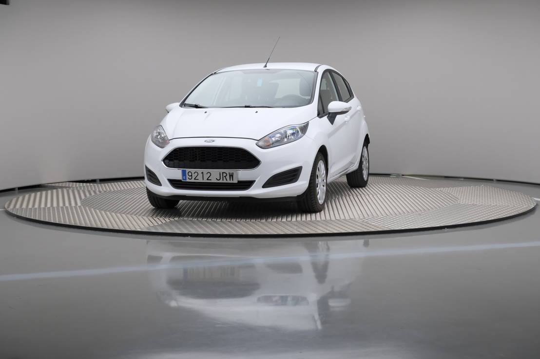 Ford Fiesta 1.5 TDCi Trend, 360-image33