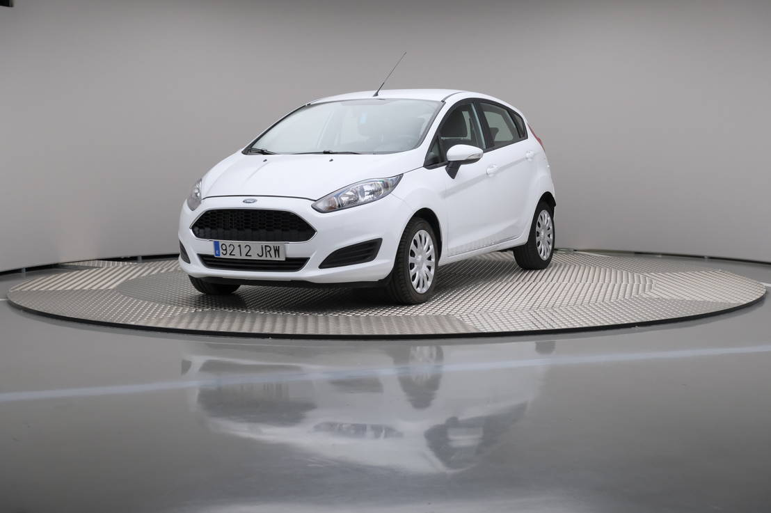 Ford Fiesta 1.5 TDCi Trend, 360-image34