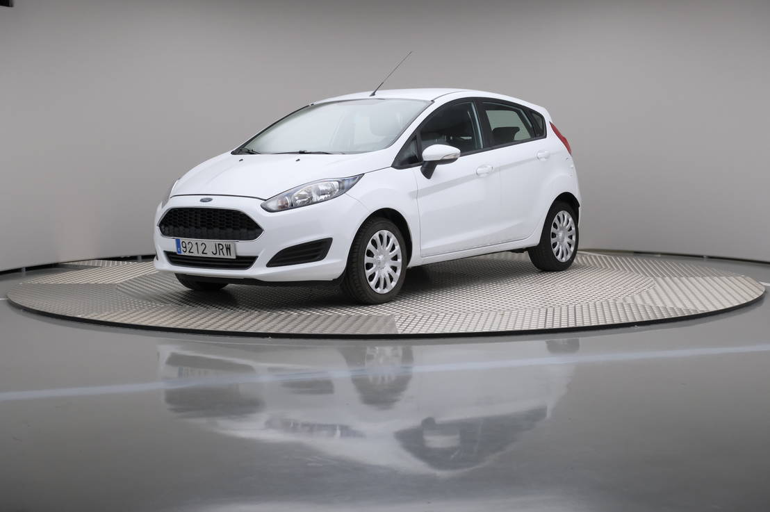 Ford Fiesta 1.5 TDCi Trend, 360-image35