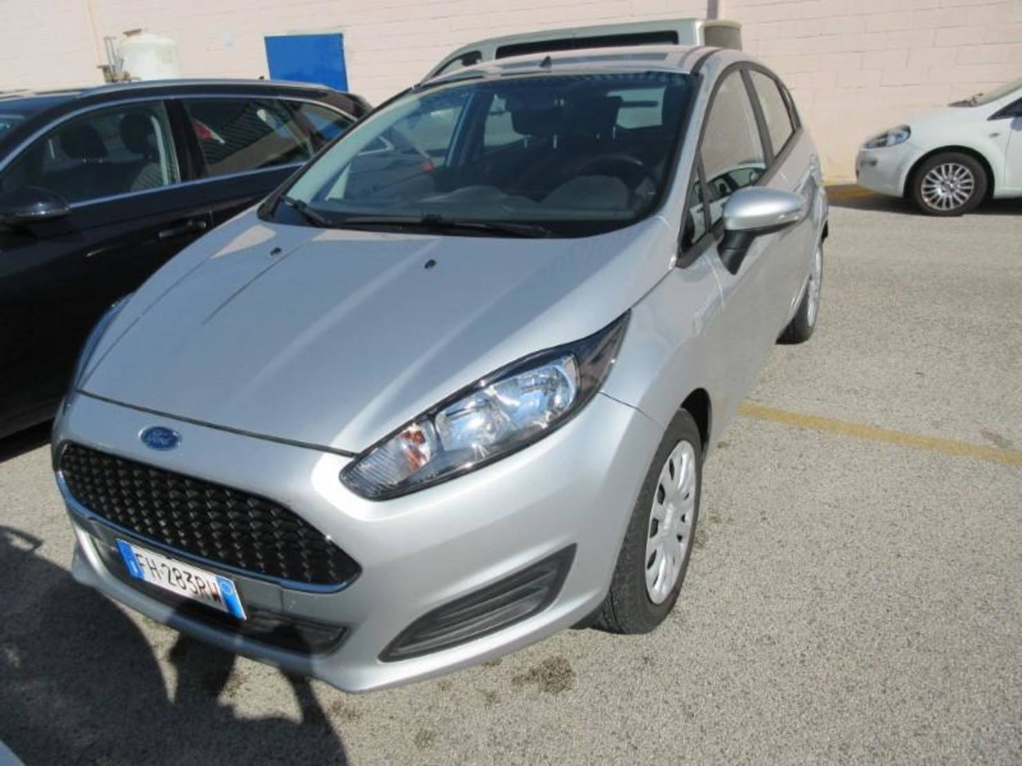 Ford Fiesta 1.5 Tdci 75cv Business detail1
