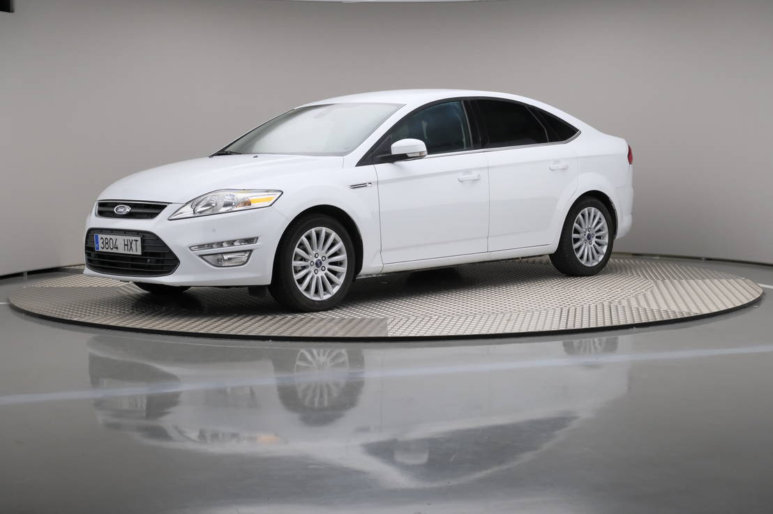 Ford Mondeo 2.0TDCi Limited Edition 140, 360-image0