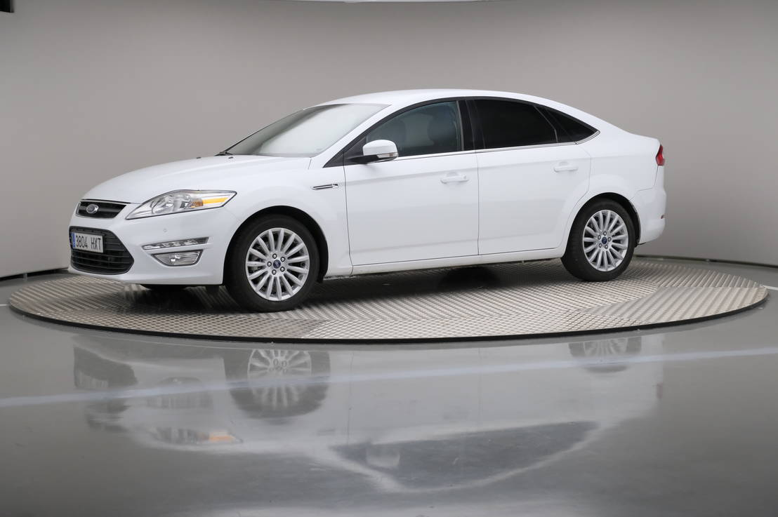 Ford Mondeo 2.0TDCi Limited Edition 140, 360-image1