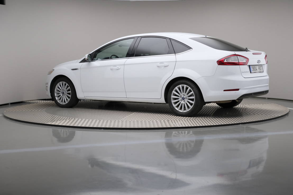 Ford Mondeo 2.0TDCi Limited Edition 140, 360-image8