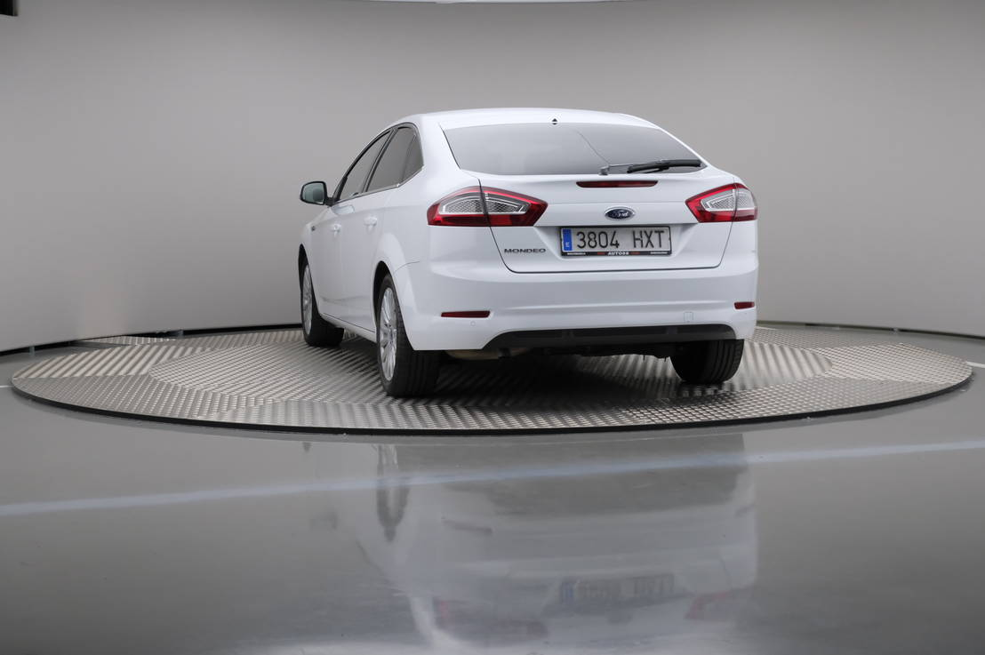 Ford Mondeo 2.0TDCi Limited Edition 140, 360-image12