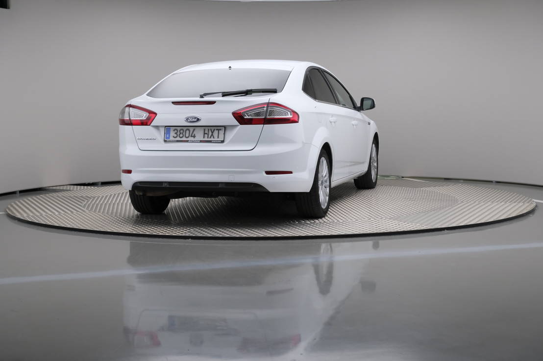 Ford Mondeo 2.0TDCi Limited Edition 140, 360-image15