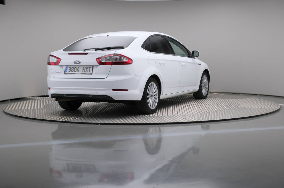 Ford Mondeo 2.0TDCi Limited Edition 140, 360-image16
