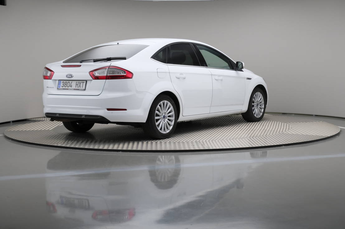 Ford Mondeo 2.0TDCi Limited Edition 140, 360-image17