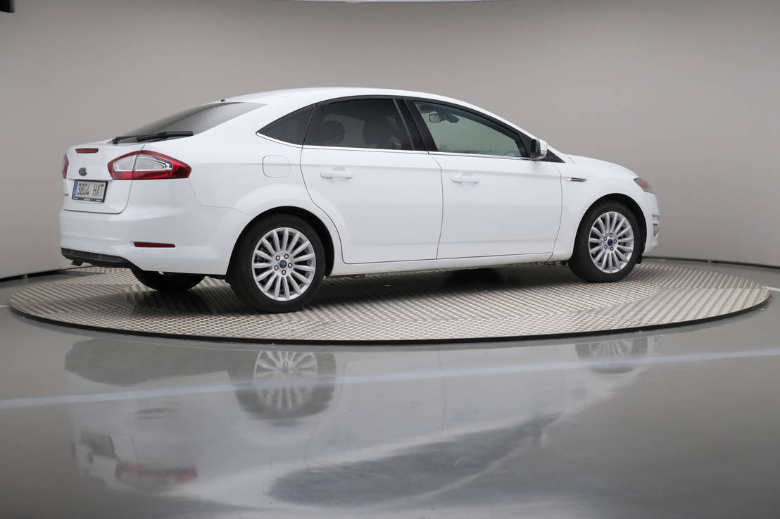 Ford Mondeo 2.0TDCi Limited Edition 140, 360-image19