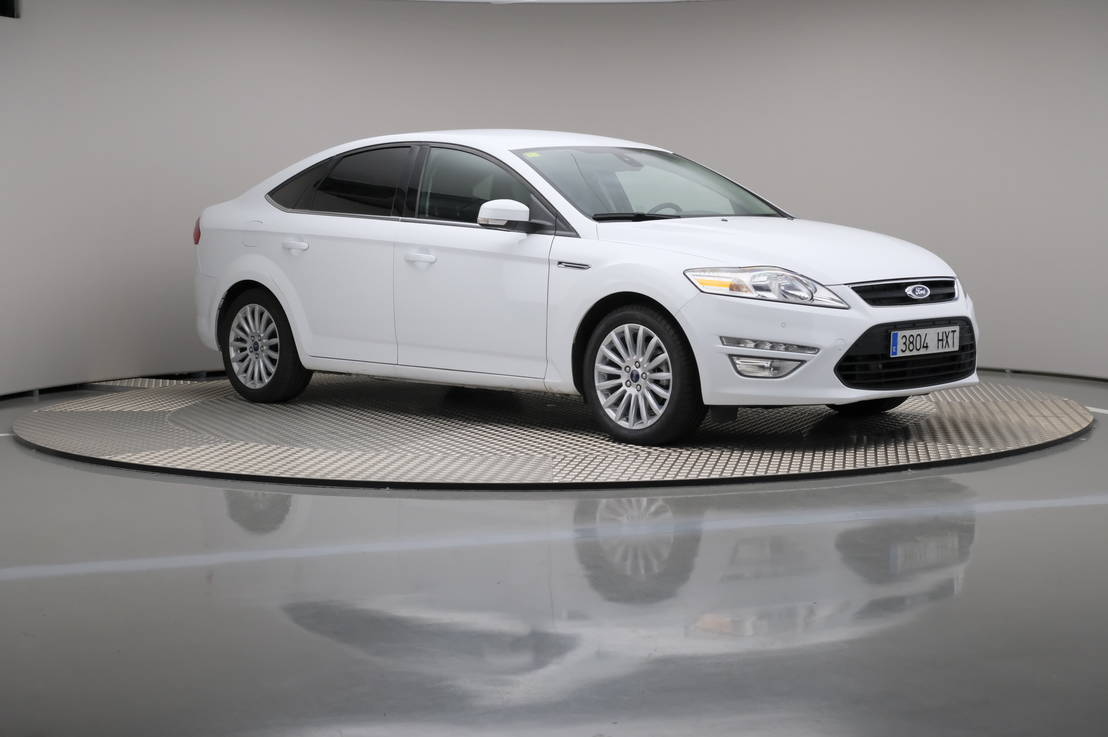 Ford Mondeo 2.0TDCi Limited Edition 140, 360-image27