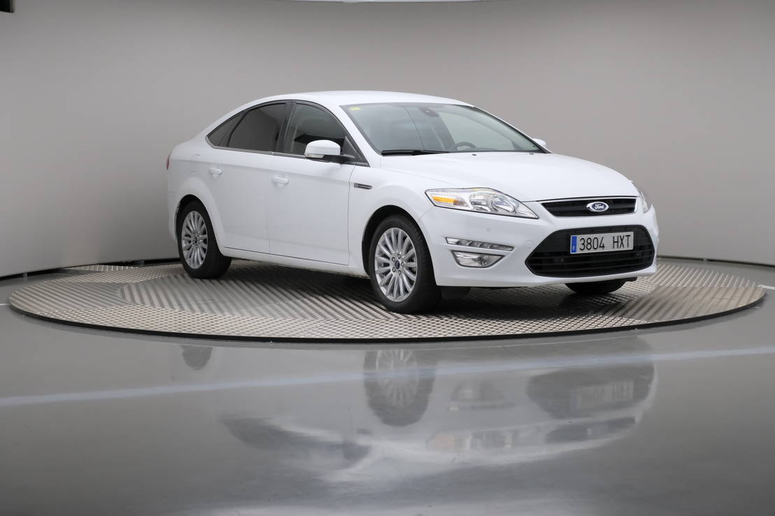 Ford Mondeo 2.0TDCi Limited Edition 140, 360-image28