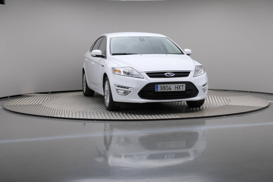 Ford Mondeo 2.0TDCi Limited Edition 140, 360-image30