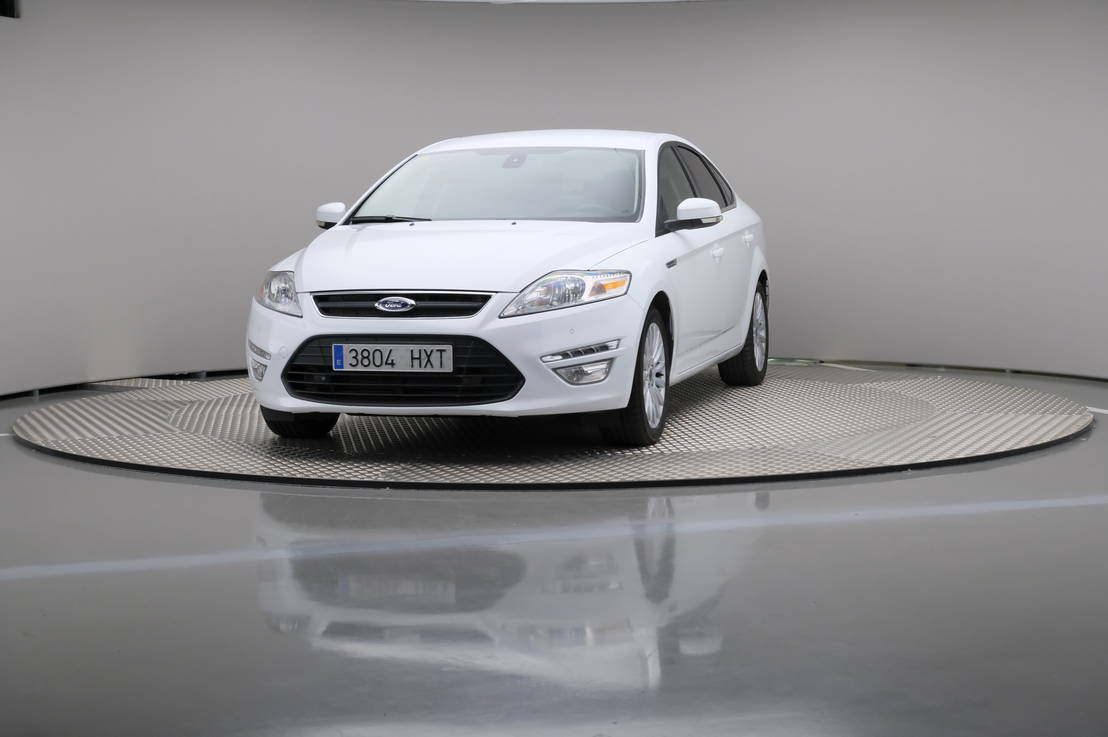 Ford Mondeo 2.0TDCi Limited Edition 140, 360-image33