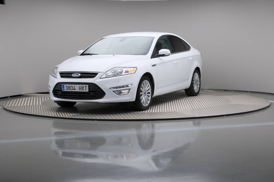 Ford Mondeo 2.0TDCi Limited Edition 140, 360-image34