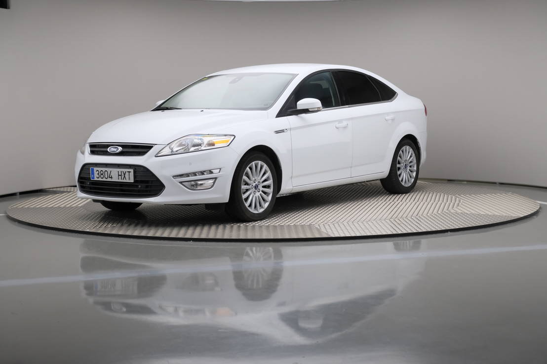 Ford Mondeo 2.0TDCi Limited Edition 140, 360-image35