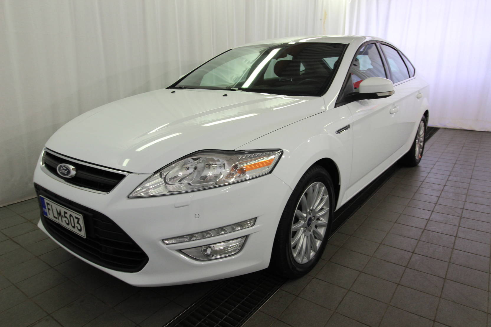 Ford Mondeo 1.6 Tdci 115hv Edition Econ. S/s 5-Ov detail1