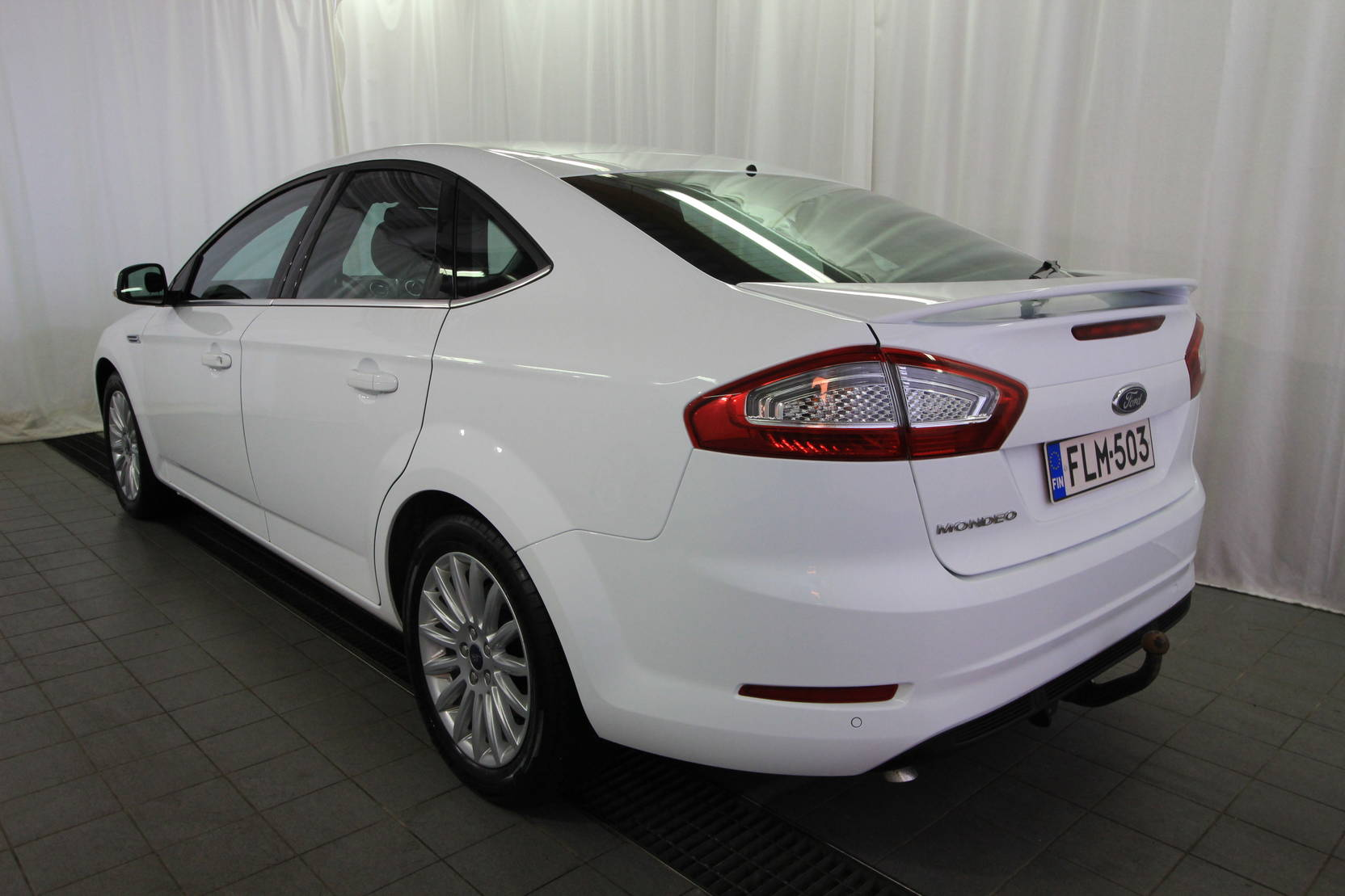 Ford Mondeo 1.6 Tdci 115hv Edition Econ. S/s 5-Ov detail2
